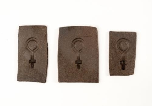 from <em>imprint (for sheila levrant debretteville)</em> wall hanging series